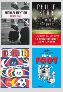 Euro 2016 : les livres consacrés au foot à lire absolument !