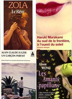 Amour et littérature : les gens heureux n'ont pas d'histoire