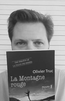 Olivier Truc, le conteur de polars nordiques