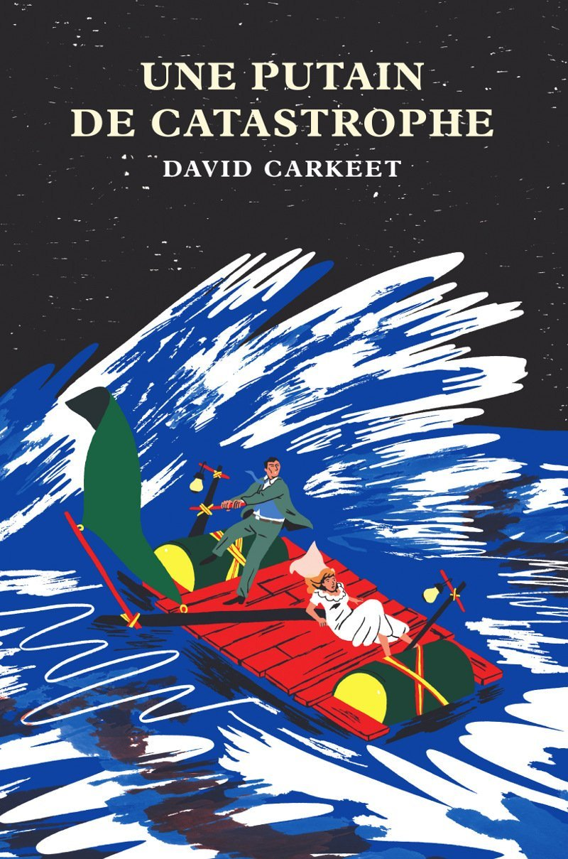 Interview de David Carkeet