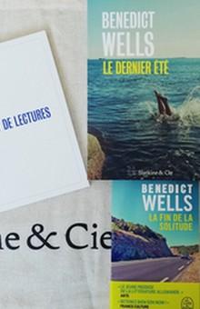 """On aime, on vous fait gagner les romans de Benedict Wells """"La fin de la solitude"""" et """"Le dernier été"""""""