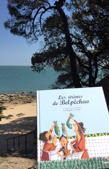 Les conseils de lecture de Bénédicte à Noirmoutier, pour voyager et rêver !