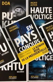 Participez à des rencontres privilégiées à Lyon pendant Quais du polar