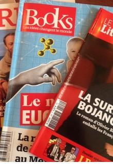 """Olivier Bourdeaut après """"En attendant Bojangles"""" , Jonathan Franzen pas convaincant ?"""