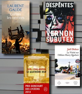 #Bibliothèque : les 20 romans que vous avez le plus aimé en 2015