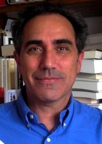 Portrait de Joël Hafkin, libraire à Tours et juré du Prix Orange du Livre 2014