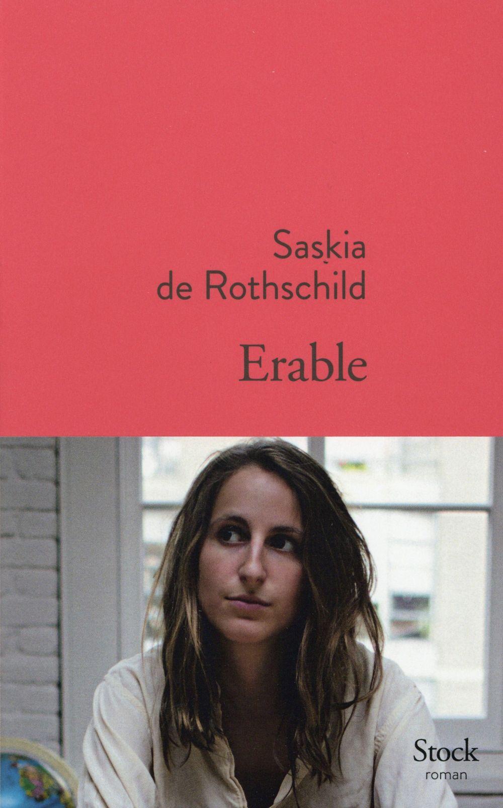 """La chronique #9 du Club des Explorateurs : """"Erable"""" de Saskia de Rothschild"""
