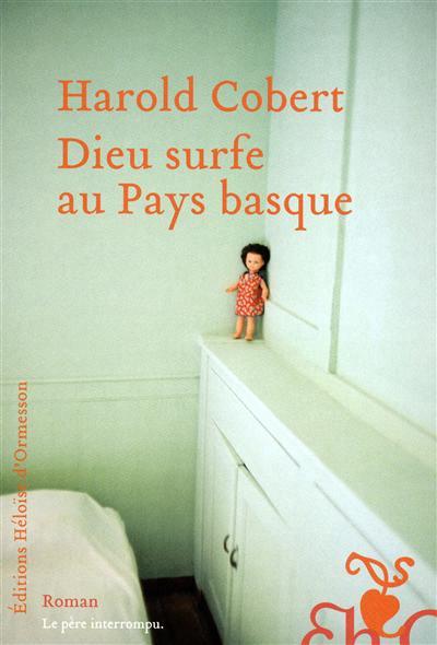 """Autour d'un verre avec Harold Cobert à propos de """"Dieu surfe au Pays basque"""""""