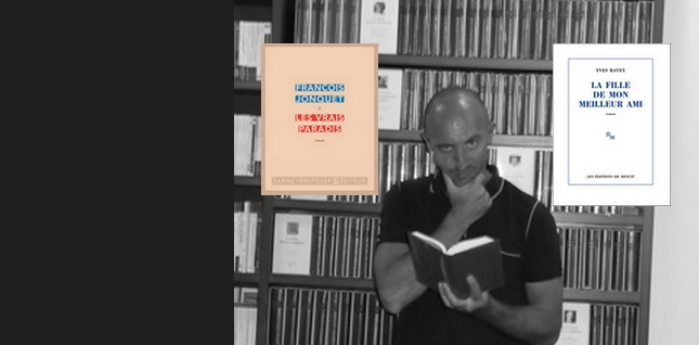 Les coups de coeur de Pascal Thuot, libraire et membre du jury du Prix Orange 2014