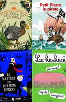 Des premières lectures qui feront naître l'envie de lire aux enfants de 6 à 9 ans