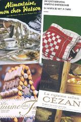 La Bibliothèque de l'art culinaire : délices littéraires