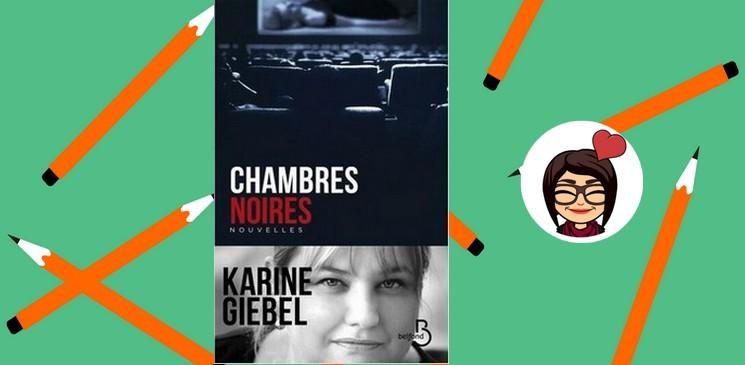 """""""Chambres noires"""", un recueil de nouvelles noir et bouleversant"""