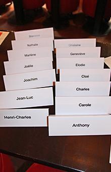 Première sélection du Prix Orange du Livre : le Jury reçu 21 sur 20 !