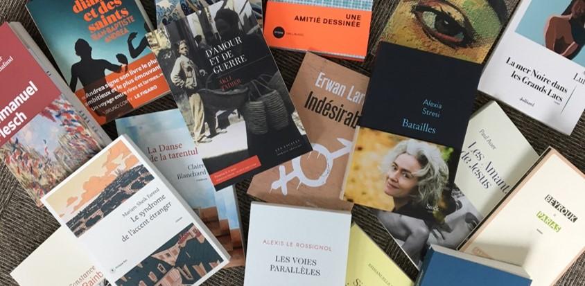 A la découverte des membres du jury du Prix Orange du Livre 2021