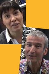 Interview de Caroline Candille et de Hervé Mittelbronn, membres du Jury