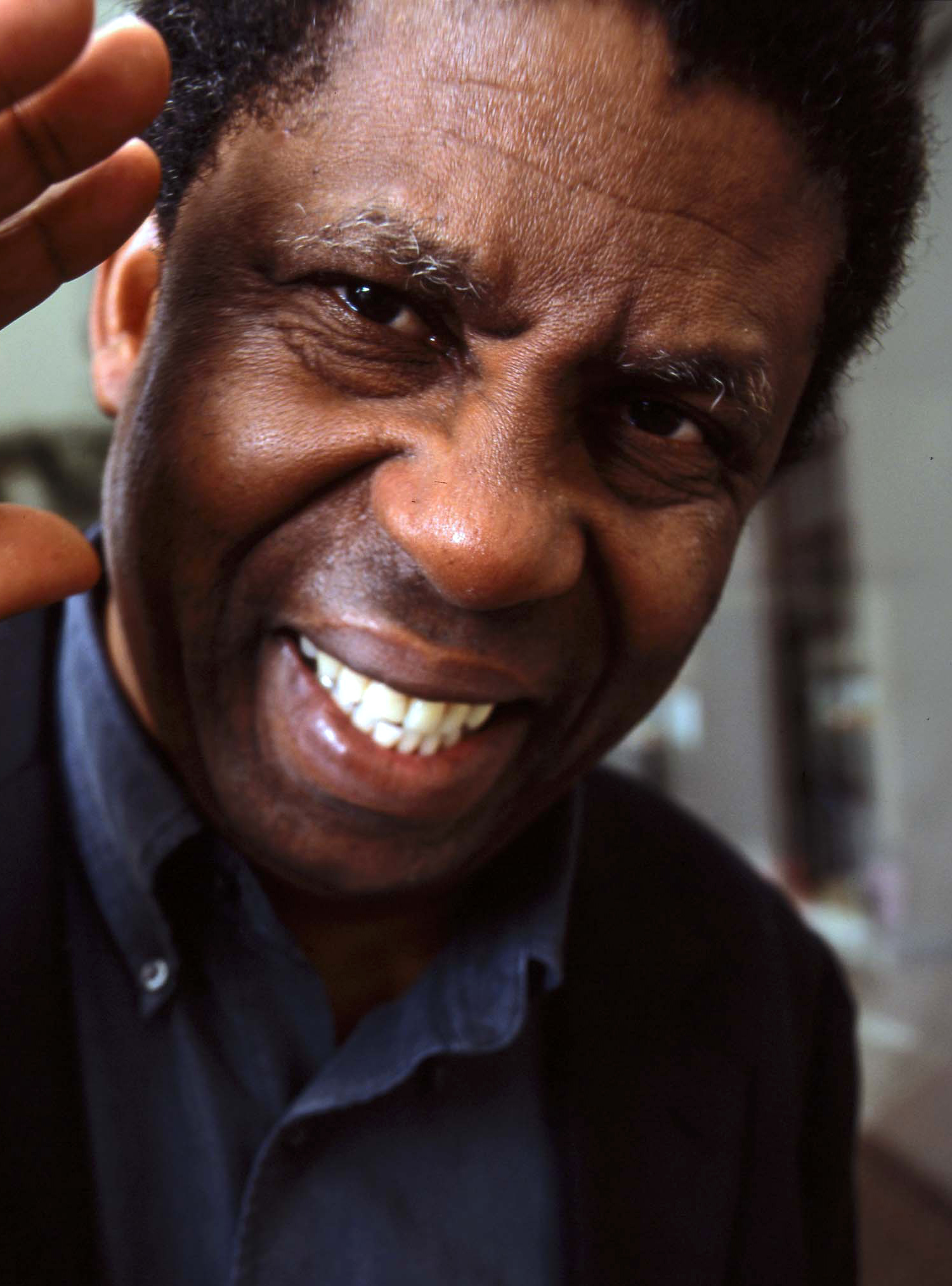 Interview de Dany Laferrière