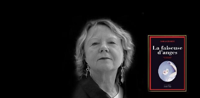 """Dominique lectrice du mois pour """"La faiseuse d'anges"""" de Camilla Läckberg"""
