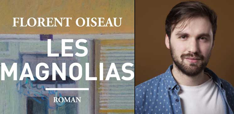 Rencontrez Florent Oiseau pour « Les Magnolias » le 30 janvier à Paris !