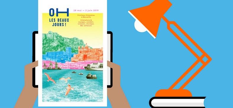 """""""Oh les beaux jours !"""" à Marseille, un festival pour un accès à la lecture pour tous"""