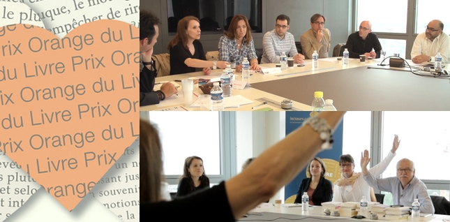 Prix Orange du Livre 2014 : revivez les délibérations du jury !
