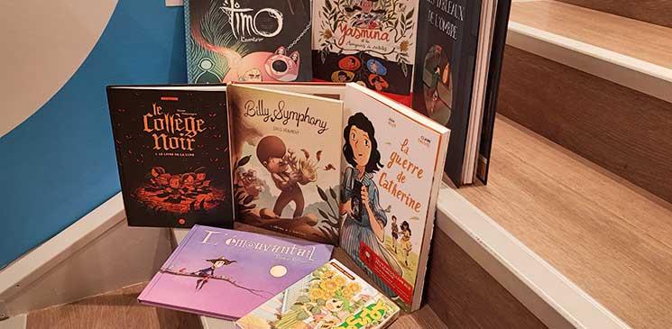 Des bandes dessinées jeunesse pour tous les âges, en attendant les pépites d'Angoulême 2020