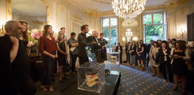 """""""Défaite des maîtres et possesseurs"""" par Vincent Message, lauréat du Prix Orange du Livre 2016"""