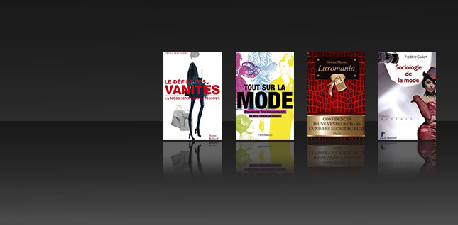À la mode et à la page - les livres fashion incontournables