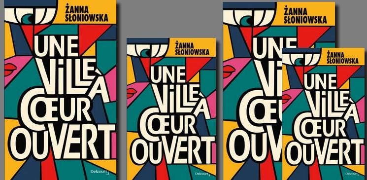 """Lire la nouvelle saga ukrainienne """"Une ville à cœur ouvert"""" de Zanna Sloniowska"""