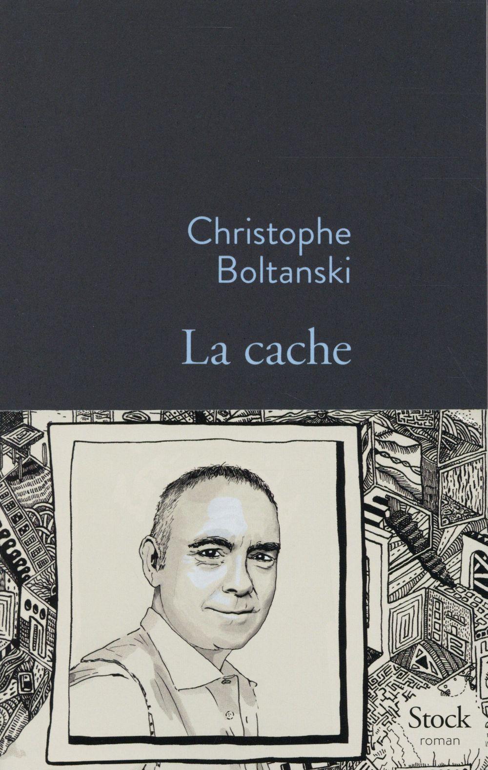 """L'interview de Christophe Boltanski, auteur de """"La cache"""""""