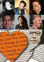 Les auteurs et libraires membres du jury du Prix Orange du Livre 2014