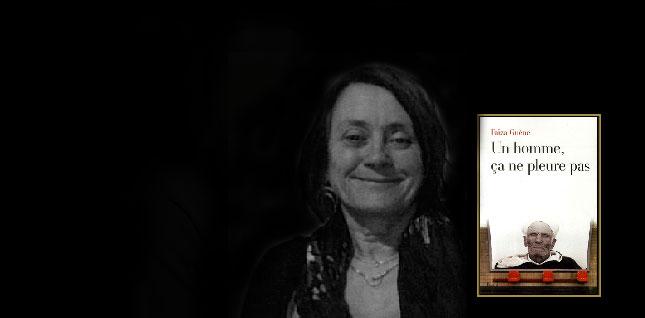 """Françoise, lectrice du mois pour """"Un homme, ça ne pleure pas"""" de Faïza Guène"""
