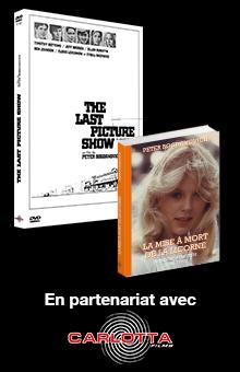 Evénement Peter Bogdanovich : gagnez des DVD et des livres !