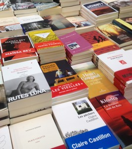 Les incontournables de la rentrée littéraire 2015