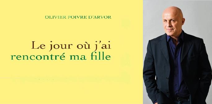 Rencontre avec Olivier Poivre d'Arvor au café littéraire d'Orange