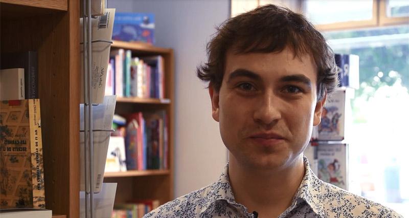 Parole des libraires, spéciale littérature américaine avec Guillaume Chevalier