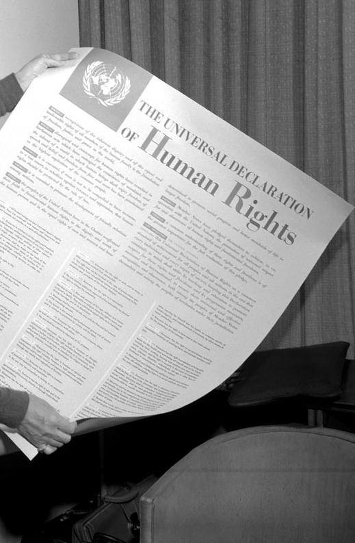 Lire pour comprendre les droits de tous les hommes et de toutes les femmes