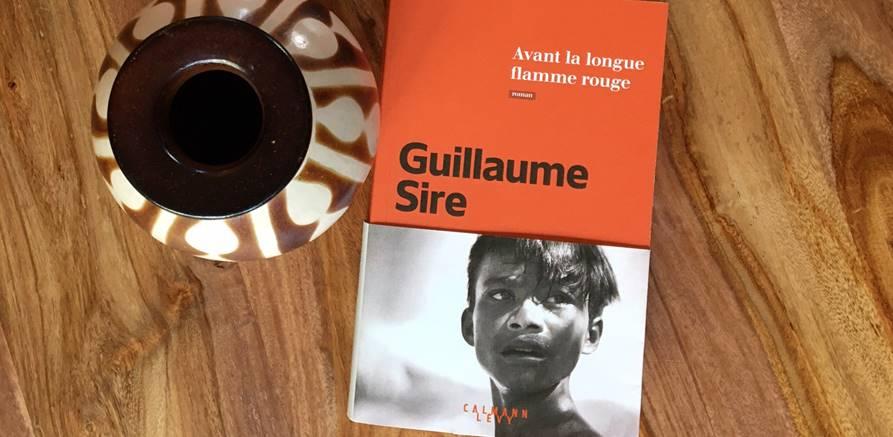 Bravo à Guillaume Sire, lauréat du 12e Prix Orange du Livre