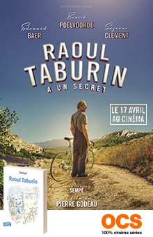 """On aime, on vous fait gagner des cadeaux """"Raoul Taburin a un secret"""""""