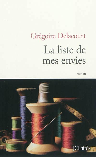 Autour d'un verre avec Grégoire Delacourt