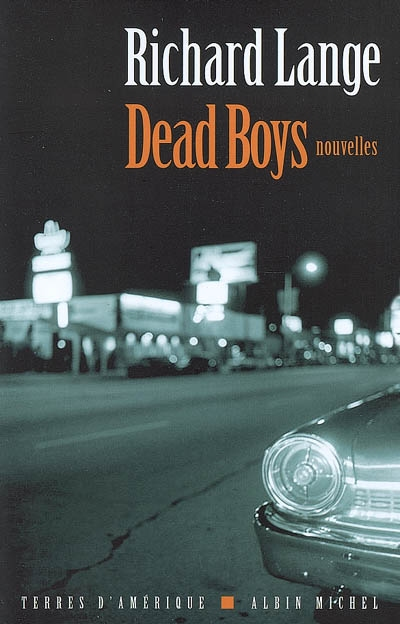 Dead boys de Richard Lange