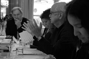 Erik Orsenna, présidnet du Prix Orange du Livre 2015