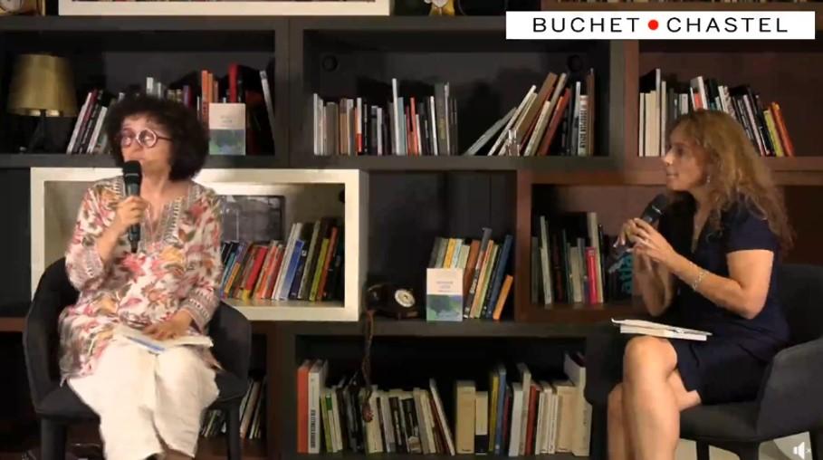 Rencontre littéraire Marie-Hélène Lafon