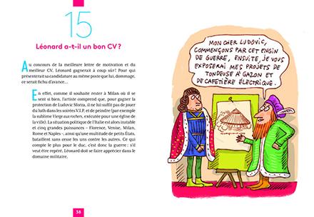 Cétéki Léonard de Vinci, éditions Tallandier - lecteurs.com