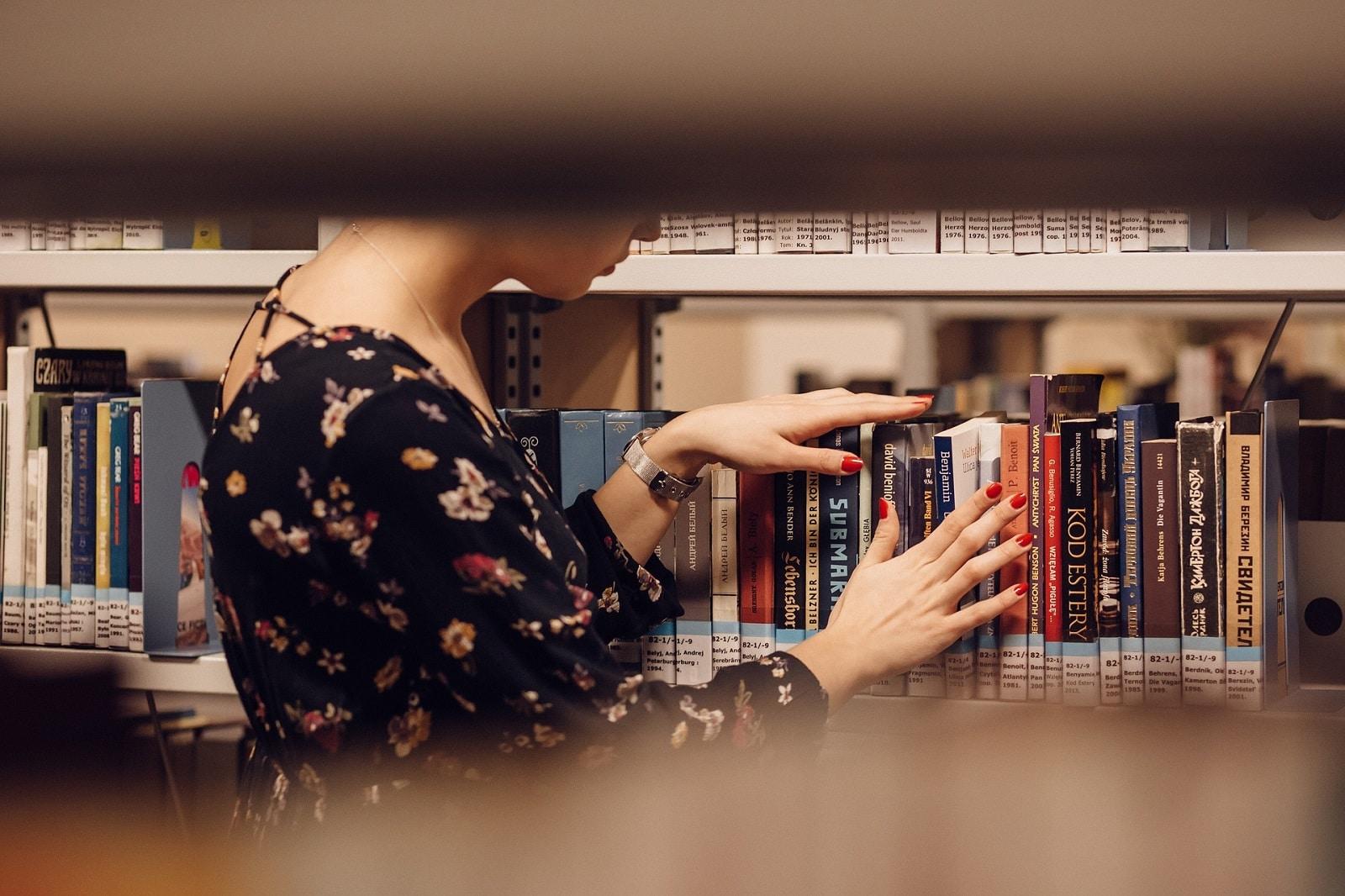 Choisir un livre