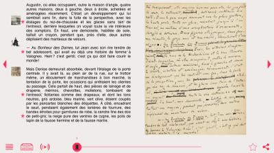 Au Bonheur des Dames, l'édition enrichie - Texte intégral, version audio, manuscrit original