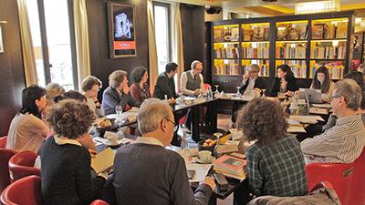 Le Jury du 11e Prix Orange du Livre