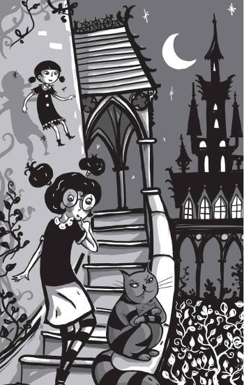 Esther et Mandragore - Illustration