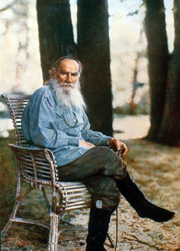 Lev Nikolayevich Tolstoy