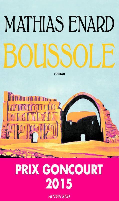 Boussole - Mathias Enard