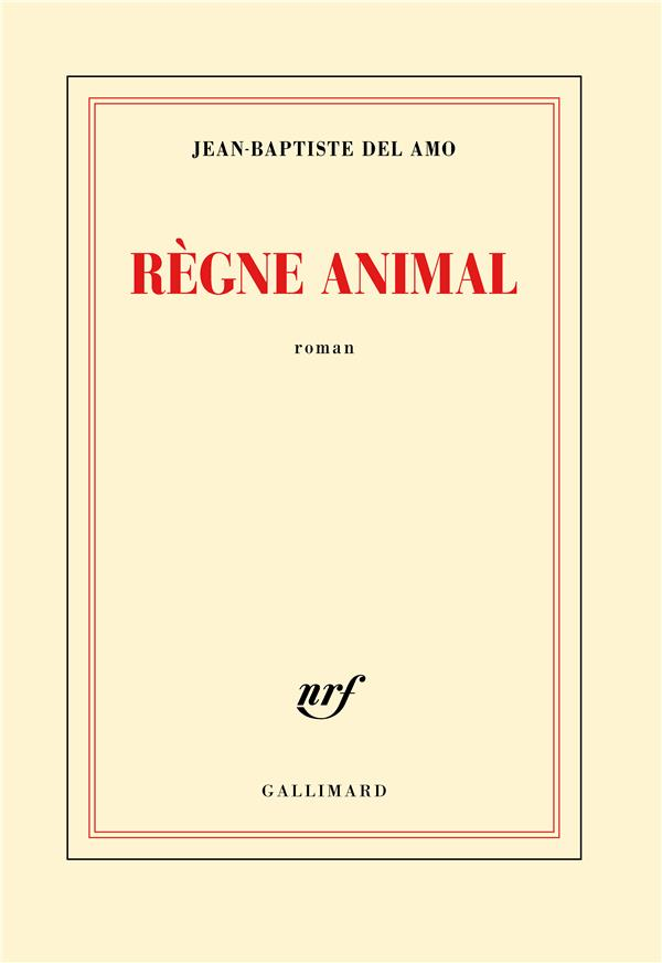 Règne animal
